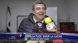 FLASH N9 | SEMILLA FLEX: SIGUE LA LUCHA | 07.09