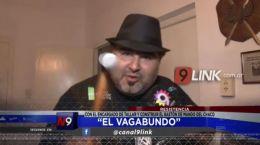 """Resistencia: """"El Vagabundo"""" con el encargado de confeccionar el Bastón de Mando del próximo Gobernador del Chaco"""
