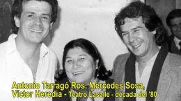 TARRAGO ROS EN LOS FESTEJOS DE LOS 53 AÑOS DE CANAL 9 | CULTURA | 12.09