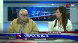 COMERCIANTES NO PUEDEN PAGAR EL BONO DE 5 MIL PESOS | CORRIENTES | 12.09