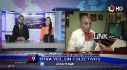 OTRA VEZ, SIN COLECTIVOS | CHACO | 12.09
