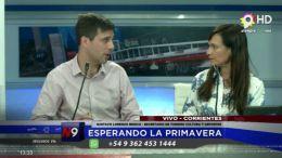 LA  COSTANERA SE LLENA DE ACTIVIDADES Y ESPECTÁCULOS | CORRIENTES | 16.09
