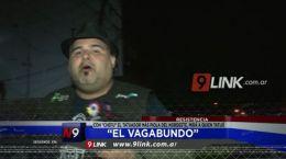 """Resistencia: """"El Vagabundo"""" con """"Chefu"""" el tatuador más piola del nordeste, mirá a quien tatuó"""