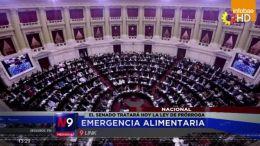 EL SENADO TRATARÁ HOY LA LEY DE PRÓRROGA | NACIONAL | 18.09