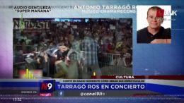 CONTÓ EN RADIO NORDESTE CÓMO SERÁN SUS ESPECTÁCULOS  | CULTURA | 20.09