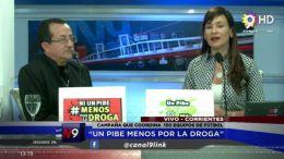 CAMPAÑA QUE COORDINA  150 EQUIPOS DE FÚTBOL | CORRIENTES | 25.09