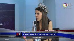 JUDITH GRNJA ES ORIUNDA DE VILLA ÁNGELA | CHACO | 30.09