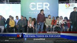 CER PARA TODOS EN FOR EVER | RESISTENCIA | 04.10