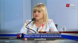 DECISION 2019 | MARITA POR BARRANQUERAS