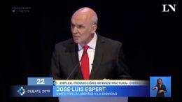 FUE EL SEGUNDO DEBATE ANTES DE LAS ELECCIONES | NACIONALES | 21.10