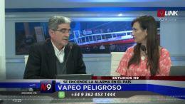 EN ARGENTINA INTERNARON A UN FUMADOR | ESTUDIOS N9 | 22.10