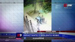 AL MENOS 8 PERSONAS GOLPEARON A LA VÍCTIMA | SÁENZ PEÑA | 22.10