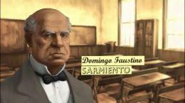 M. A. LATINA | DOMINGO F. SARMIENTO