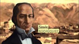 M. A. LATINA | SIMÓN RODRIGUEZ