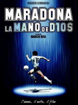 Maradona , la mano de Dios