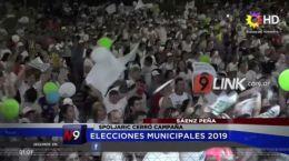 POLITICA |  ELECCIONES MUNICIPALES 2019 | 08.11