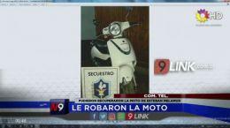 POLICIALES | ROBO A MANO ARMADA | 08.11