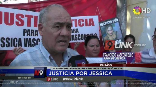POLICIALES   JUSTICIA POR JESSICA   13.11