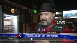 Resistencia: El Vagabundo con LUZ GONZÁLEZ en el CLUB DE PEPE
