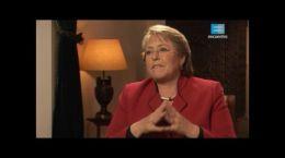 Presidentes de Latinoamérica | Michelle Bachelet