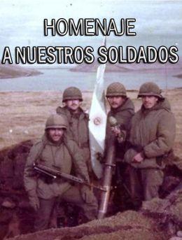 Homenaje a nuestros soldados
