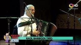 Raúl Barboza Trio 11.01