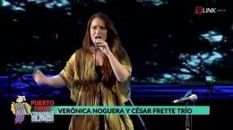 Veronica Noguera y Cesar Frette Trio 12.01