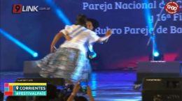Pareja Nacional de Baile Categoria