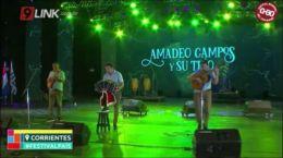 Amadeo Campos y su trio | 19.01