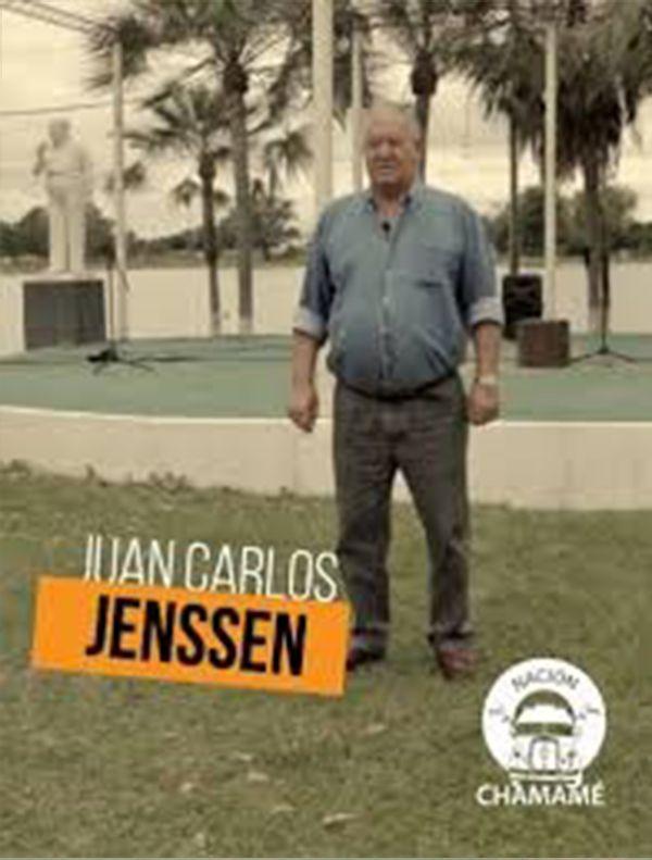 Juan Carlos Jensen