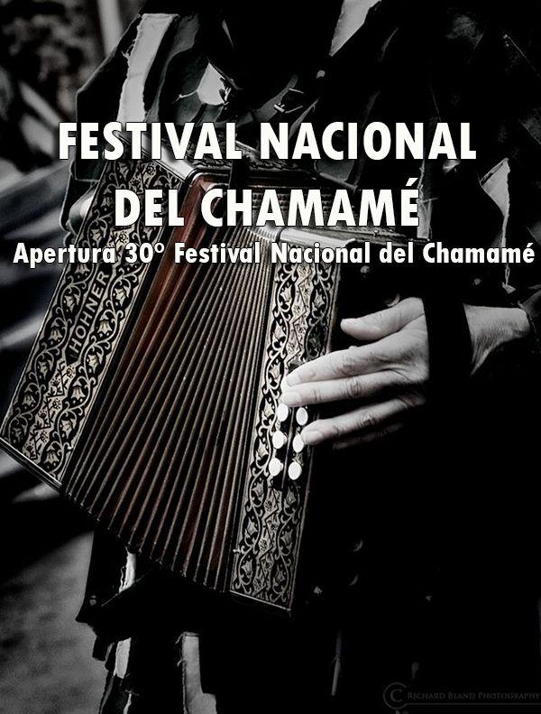 Apertura 30° Festival Nacional del Chamamé