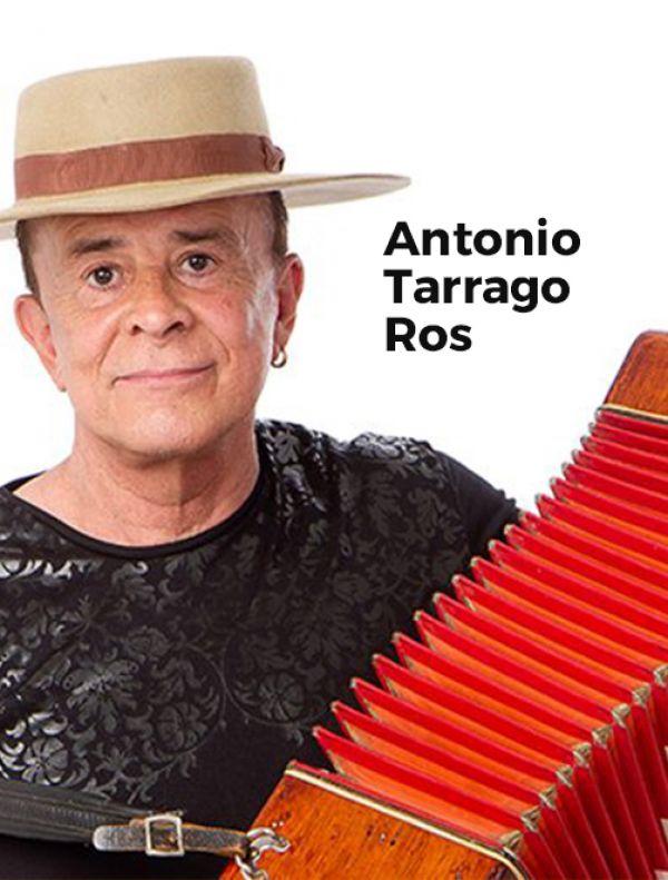 Biografia Antonio Tarragó Ros
