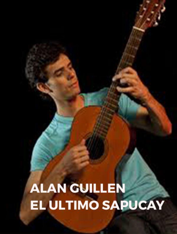 Alan Guillen - El Último Sapucay