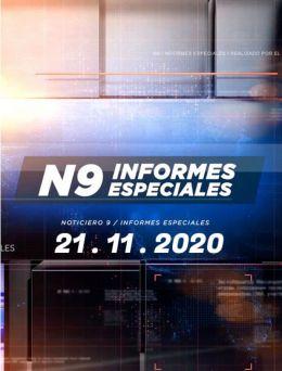Informe Especial | 21.11.2020