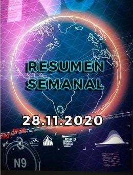Resumen Semanal | 28.11.2020