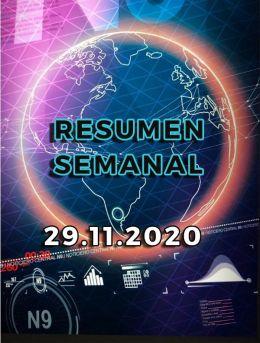 Resumen Semanal | 29.11.2020