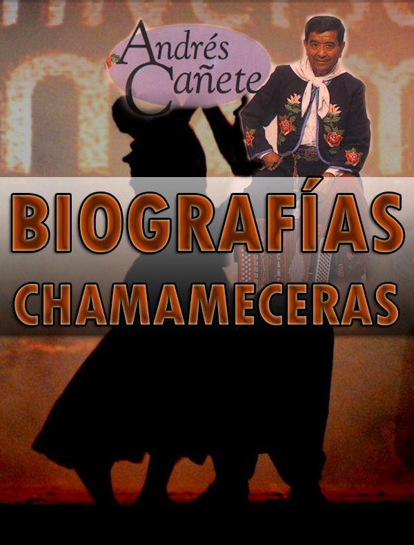 Biografia | Andres Cañete