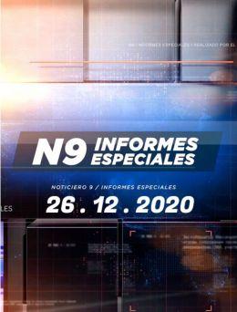 Informe Especial | 26.12.2020