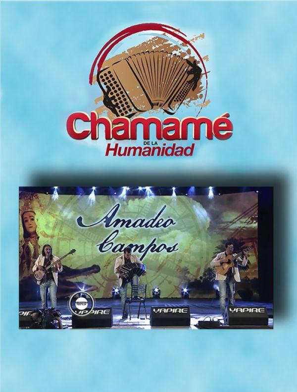 Amadeo Campos y su trio