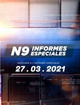 Informe Especial | 27.03.2021