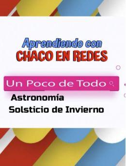 Astronomía | Solsticio de Invierno