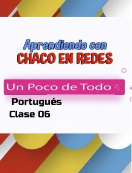 Clases de Portugués | 06