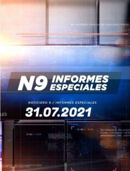 Informe Especial | 31.07.2021