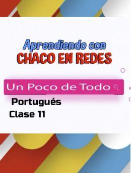 Clases de Portugués | 11
