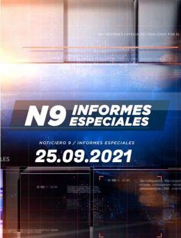 Informe Especial | 25.09.2021