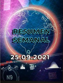 Resumen Semanal | 25.09.2021